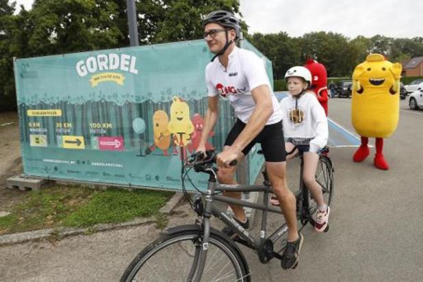 """Gordelweek trekt ongeveer 4.000 deelnemers: """"Erg blij met de opkomst, ondanks corona"""""""