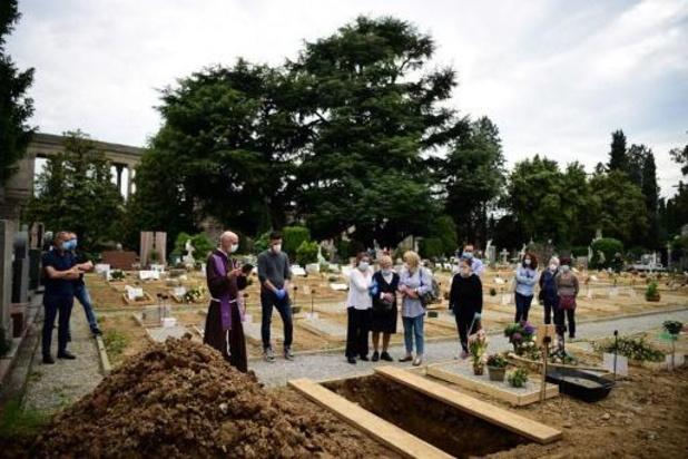 Weer meer dan 160 bijkomende sterfgevallen in Italië, in Nederland stijgt dodental met 21