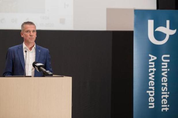 L'université d'Anvers accélère la construction de Vaccinopolis