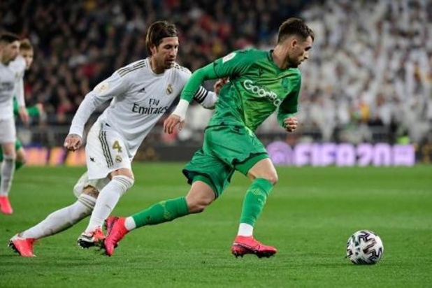 Belgen in het buitenland - Sociedad van Januzaj kegelt Real Madrid uit Spaanse beker