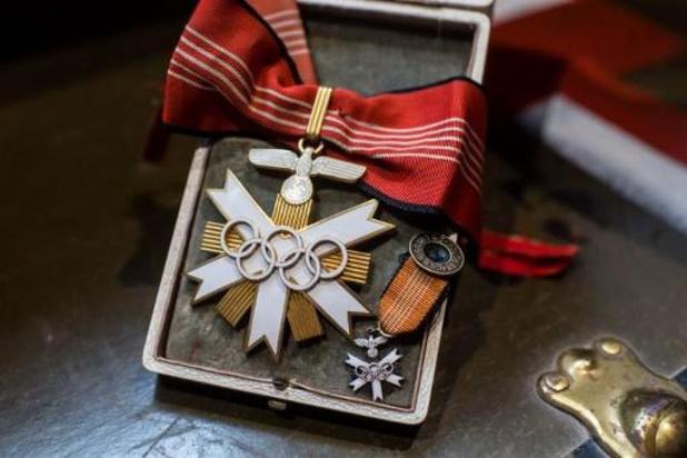 Effets personnels d'Hitler: un entrepreneur suisse veut les remettre à un musée