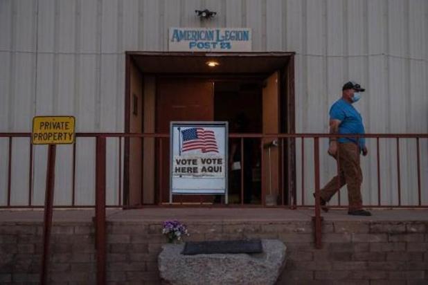 Biden wint de belangrijke strijdstaat Arizona, voorspelt nieuwsagentschap AP