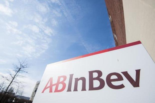 Le travail a repris chez AB Inbev
