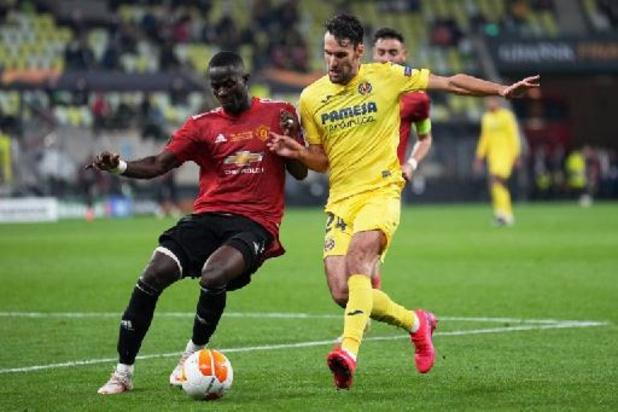 Europa League - La finale Villarreal-Manchester United (1-1) en prolongation