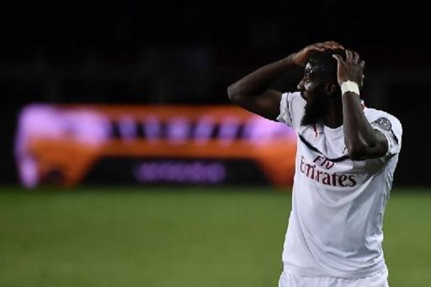 Serie A - L'AC Milan veut une enquête sur des cris racistes présumés de supporters de la Lazio