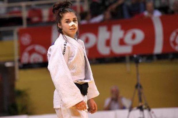 Loïs Petit is de beste Belgische met een zevende plaats