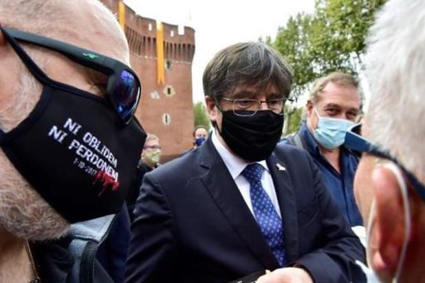 Crisis Catalonie: Veronderstepte helpers van Puigdemont weer op vrije voeten