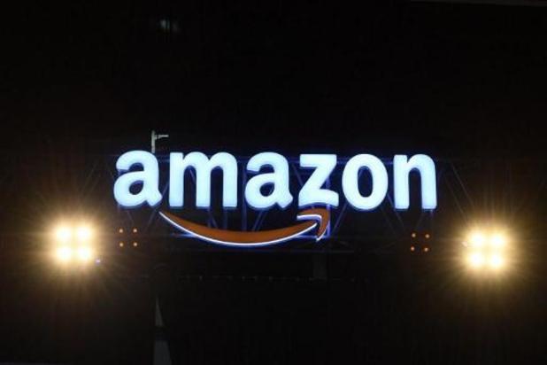 Amazon vaut de nouveau plus de 1.000 milliards de dollars