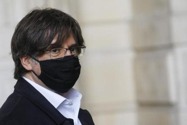 Spanningen tussen Catalaanse separatisten: Puigdemont breekt met partij