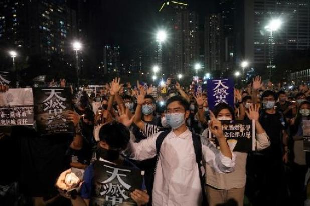 Politie verbiedt herdenking van Tiananmenprotest in Hongkong