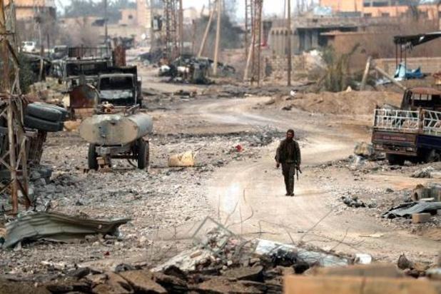 Rusland voert na 3 maanden weer raids uit in noordwesten Syrië