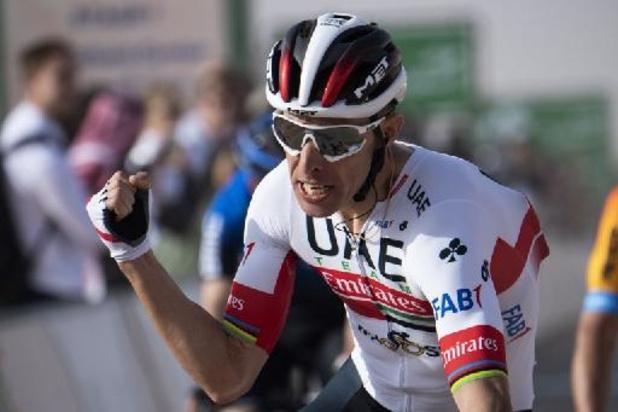 Tour de Suisse: la 6e étape pour Rui Costa, Carapaz reste leader