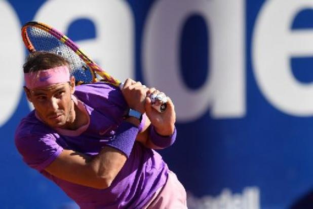 Rafael Nadal écarte Cameron Norrie et file en demie