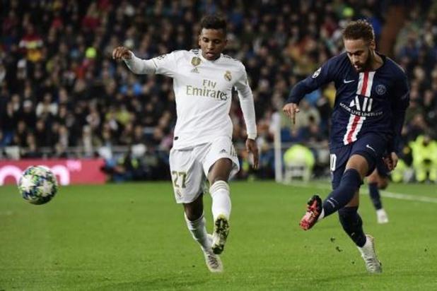 Ligue des Champions - Mené 2-0 au Real Madrid, le PSG arrache un point et s'assure la première place du groupe A