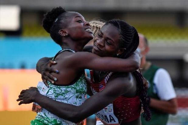 Mémorial Van Damme - Christine Mboma gagne le 200m, Sha'Carri Richardson doit se contenter de la 4e place