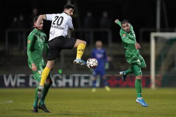 Proximus League - Lommel (1-0 contre Lokeren) prend la tête de la seconde phase