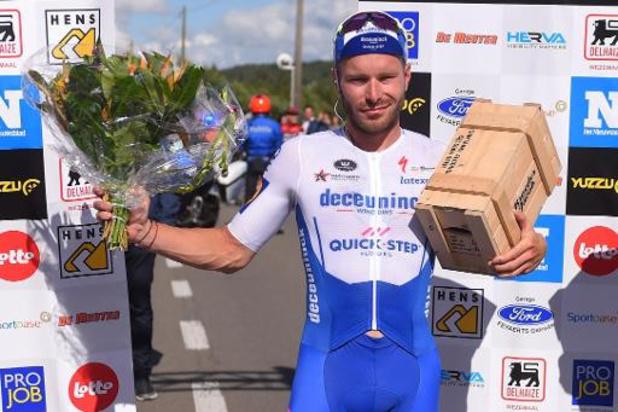GP Vermarc - Winnaar Sénéchal vraagt voor meer coronatesten in peloton
