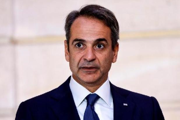 """Les passeurs de migrants """"anéantis"""", assure le Premier ministre grec"""