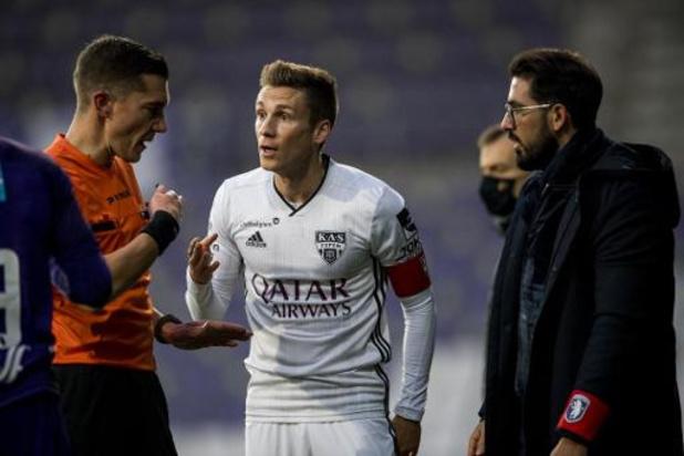 Jupiler Pro League: Aanvoerder Nils Schouterden verlaat Eupen voor Cypriotisch avontuur