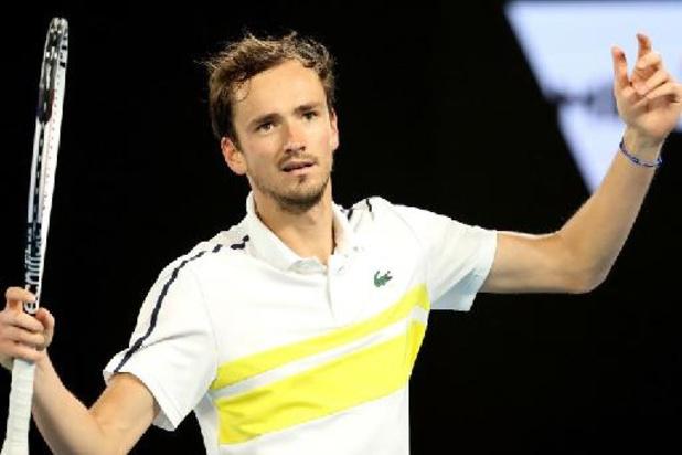 Topreekshoofd Medvedev strandt in kwartfinales ATP Miami