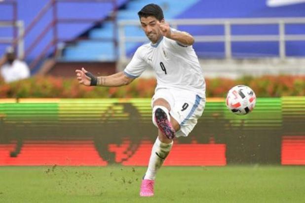 Qualifications Mondial 2022 - Luis Suarez positif au Covid-19 et absent pour le choc contre le Brésil