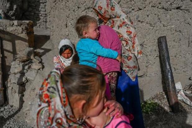 La malnutrition menace la moitié des enfants afghans de moins de 5 ans, selon l'Unicef