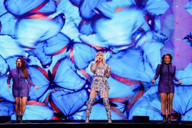 Taylor Swift autorisée par son ex-label à chanter ses vieux tubes à la télé