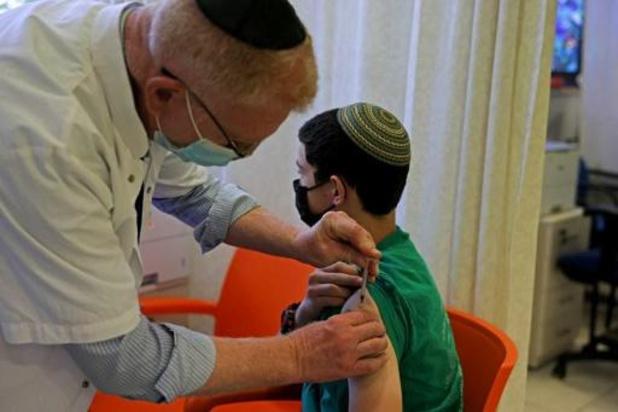 Covid-19: Israël lance la campagne de vaccination des adolescents de 12-16 ans