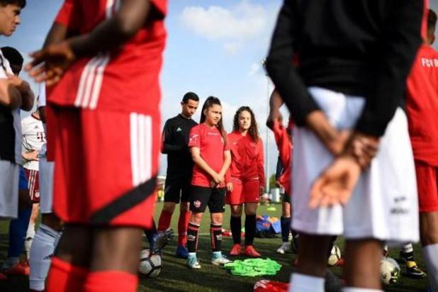 België stapt mee in Playmakers, het Disneyproject om meisjes te laten voetballen