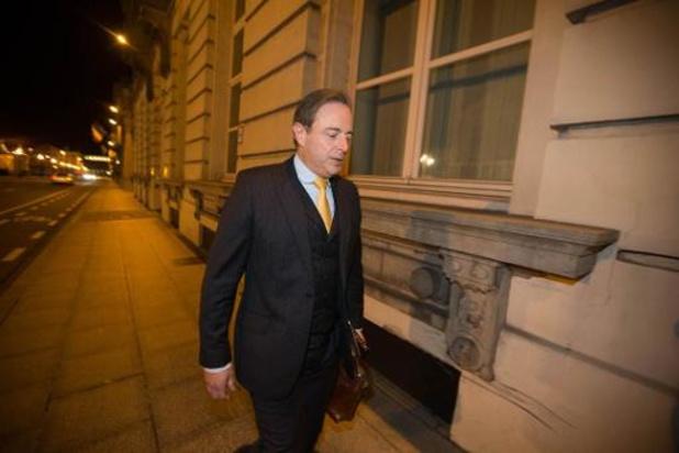 """De Wever doet oproep om """"vol te houden"""""""