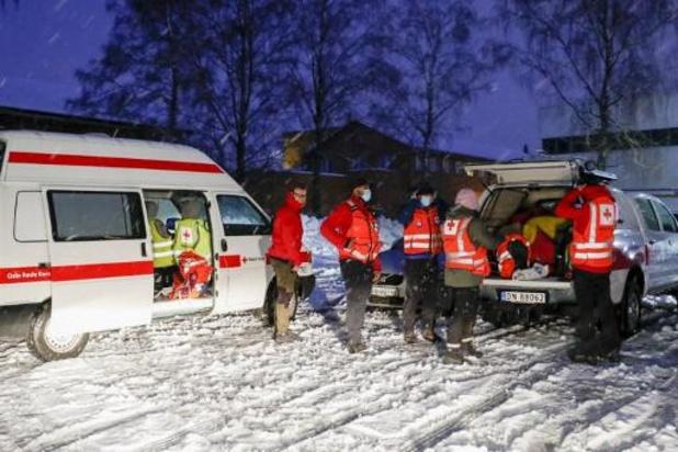 Meer dan 150 inwoners van Noorse dorp Ask geëvacueerd wegens grote modderstroom