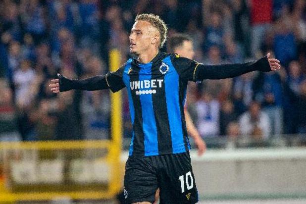 Jupiler Pro League - Bruges se rassure et inflige une lourde défaite à Ostende