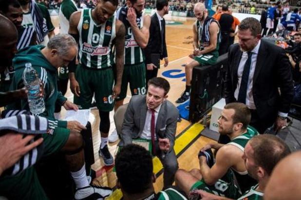 Le club grec de basket du Panathinaikos mis en vente pour 25 millions d'euros