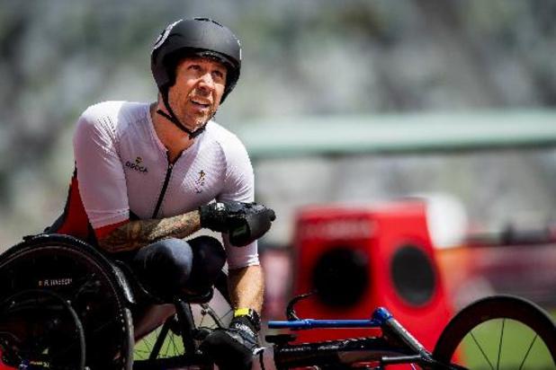 """Paralympische Spelen - Roger Habsch is tevreden met bronzen plak: """"En het kan nog beter"""""""