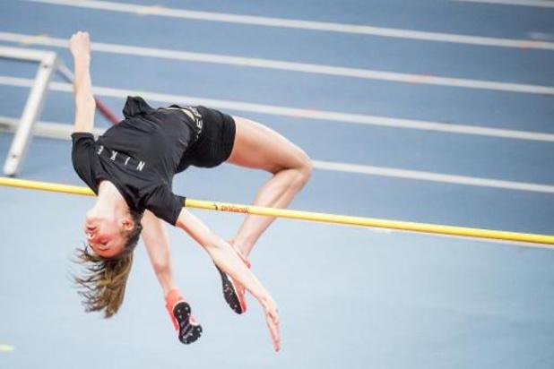 Championnats d'Europe d'athlétisme en salle - Pas de finale pour la jeune Merel Maes, 16 ans, 15e en qualifications à la hauteur