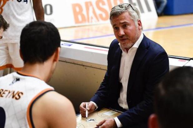 FIBA Europe Cup - Brussels laat in slot zege ontglippen tegen Groningen