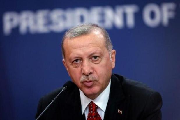 La Turquie franchit la frontière au nord-est de la Syrie