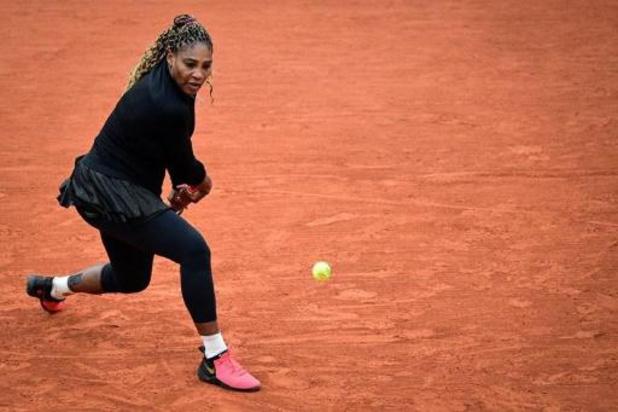 Serena Williams déclare forfait avant son 2e tour