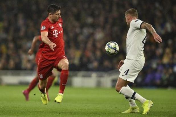 Ligue des Champions - Le Bayern Munich en plante 7 à Tottenham (2-7), le Paris de Meunier et City assurent