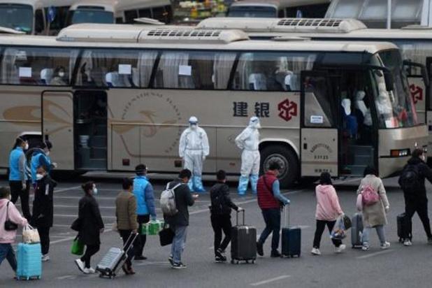 Coronavirus - Toujours plus de cas importés de Covid-19 en Chine qui craint une deuxième vague