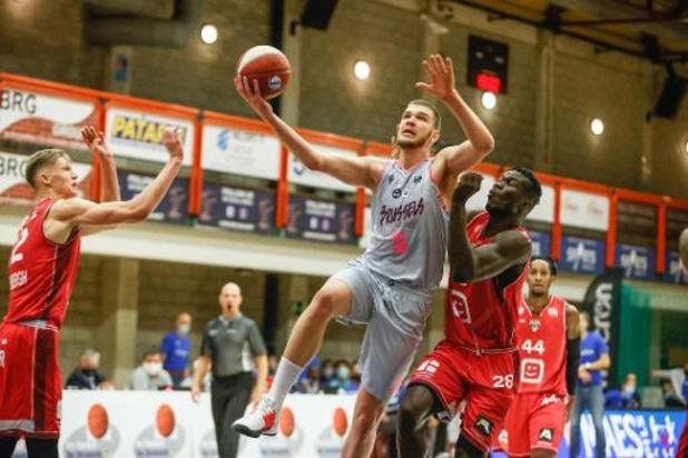 EuroMillions Basket League - Brussels-Mechelen uitgesteld vanwege coronabesmettingen bij Brussels