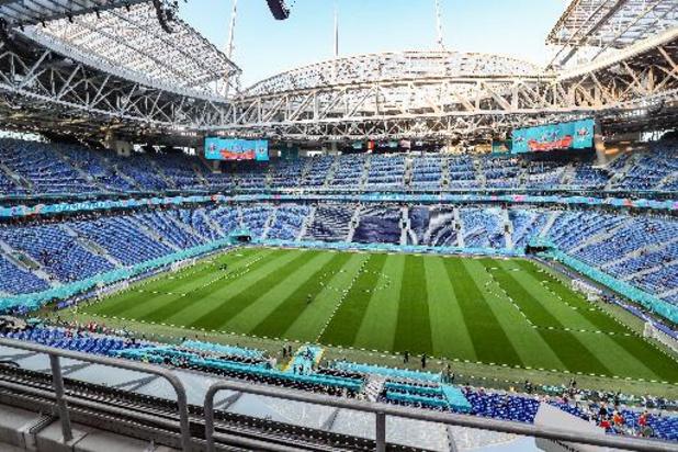 Euro 2020 - Belgique - Russie maintenu après l'accident de Christian Eriksen