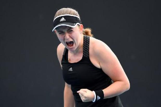 WTA Miami - Elise Mertens in tweede ronde tegen Boulter, Kirsten Flipkens tegen Ostapenko