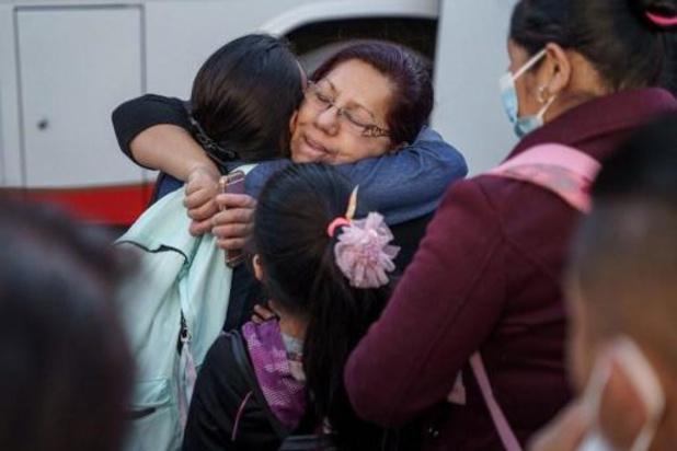 Biden biedt onbegeleide minderjarige migranten weer hoop na Trump
