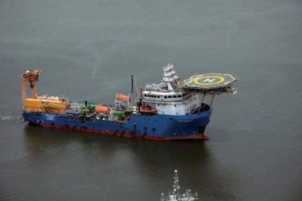 Bemanning van vermiste duikboot heeft nog voor drie dagen zuurstof