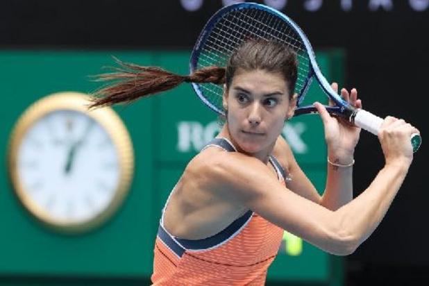 """WTA Istanbul - Cirstea, adversaire de Mertens en finale : """"Je devrai être prête pour une grande bagarre"""""""