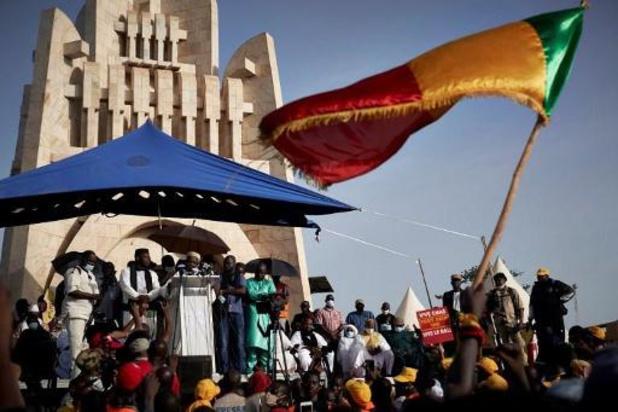 Mali: le mouvement de contestation écarte l'option d'un gouvernement d'union nationale