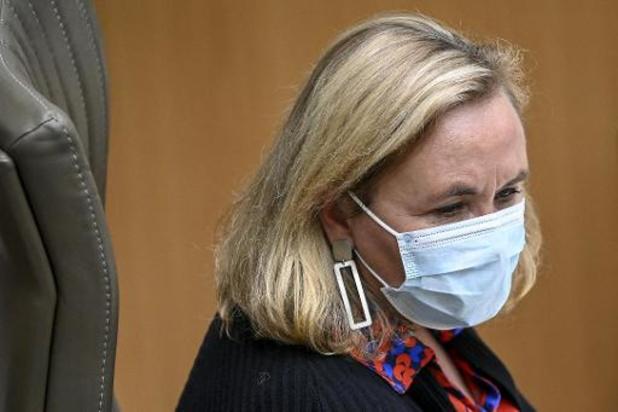 "Liesbeth Homans (N-VA): ""Vermindering aantal parlementsleden mag geen taboe zijn"""