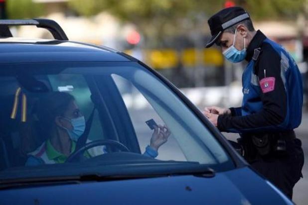 Après Madrid, deux autres villes d'Espagne mises partiellement sous cloche
