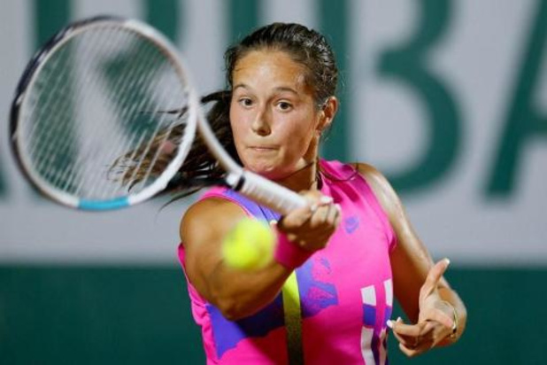 La Russe Darya Kasatkina remporte le tournoi de Saint-Petersbourg